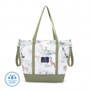 Shopper Bag Sawanna / Makaszka