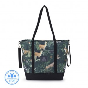 Shopper Bag Woodland / Makaszka