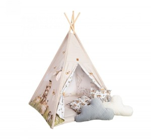 Namiot Tipi Happy Bear / BabySteps