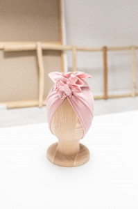 Turban Organic Vintage Rose / Looks by Luks