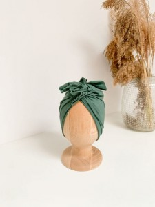 Turban Organic Sage Green / Looks by Luks
